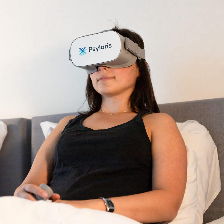 Psylaris VR Relaxatie