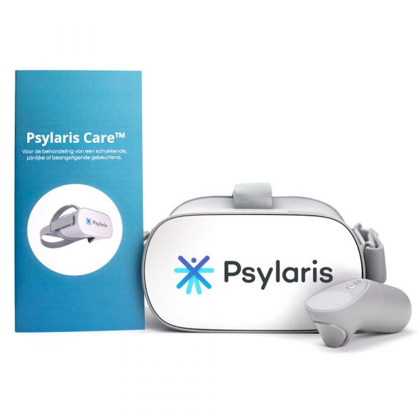 Psylaris Care VR therapie
